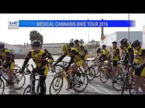 MEDICAL CANNABIS - BIKE TOUR 2016