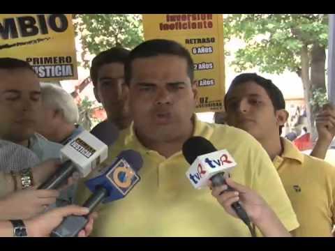 Primero Justicia asegura que venezolanos han padecido  10.310 horas sin luz  sin que se establezcan responsables