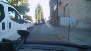 Szeryf drogowy dostaje lekki opierdziel