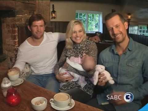 Top Billing exclusive with Minki van der Westhuizen and her new family