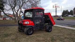 2. 2008 Kubota RTV900 UTV Diesel 4WD For Sale 717-658-6848