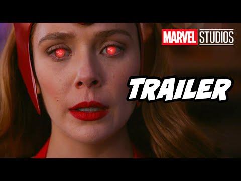 Wandavision Episode 7 Trailer Breakdown and Marvel Easter Eggs