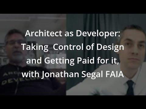 Podcast Interview with Jonathan Segal
