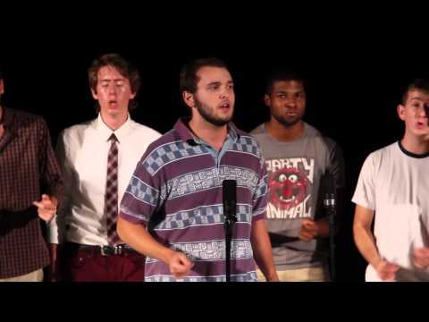 stairwells - Recorded Wednesday, August 29, 2012 at the annual a cappella showcase on the first day of classes at the College of William & Mary in Williamsburg, VA. Held ...