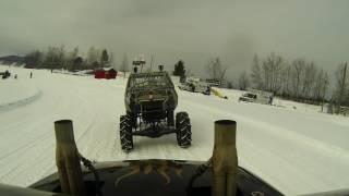 5. 650 HP 4X4 Truck18 Mile Drag Race 2 Magnet Mount GoPro HERO 3's
