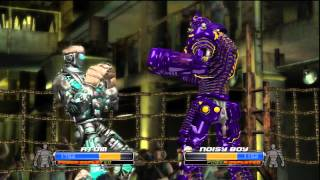 Real Steel The Video Game (PS3) - HD Gameplay