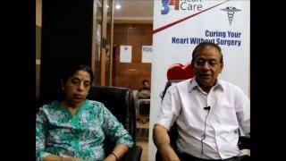 Yogesh Mathur, 66/M Testimonial