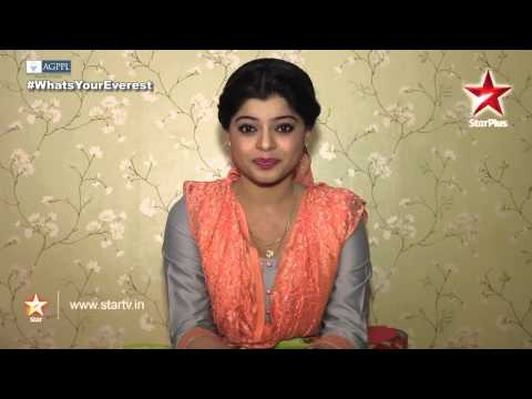 EVEREST on STAR Plus: Sneha Wagh shares her EVEREST!