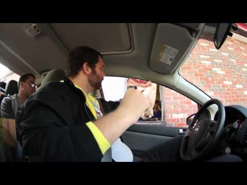 Лазанья из бургеров McDonalds (бекона и всяческого фастфуда) (видео)