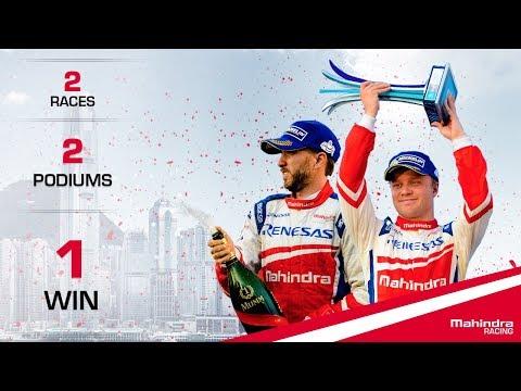 Flying start to Season 4 | Formula E | Hong Kong E-Prix