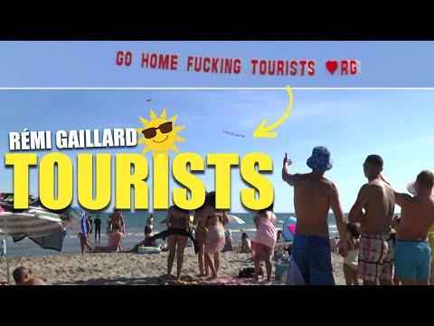 Taas pilaillaan! TOURISTS (REMI GAILLARD)