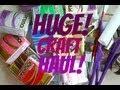 HUGE! POLYMER CLAY CRAFT HAUL! - Michael's! ⊙▃⊙