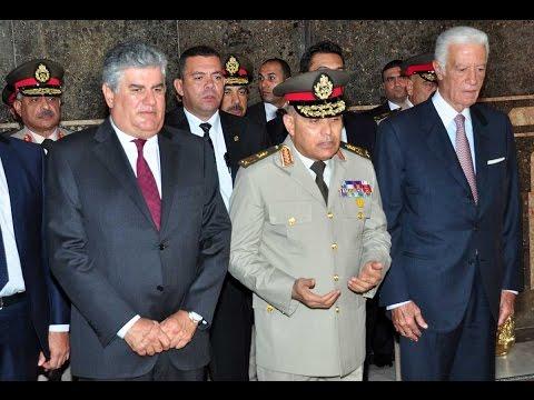 الرئيس السيسى ينيب الفريق أول صدقى صبحى لإحياء الذكرى السنوية لرحيل الزعيم