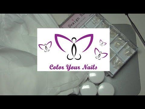 Nageldesign - Neon Gele von Color Your Nails / NailsbyLadydesigner
