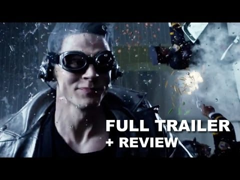 review trailer - X-Men Days of Future Past debuts its official trailer 3, the final trailer, for 2014! Watch it today with a trailer review! http://bit.ly/subscribeBTT X-Men ...