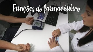 Momento Clinic Farma – Funções do farmacêutico