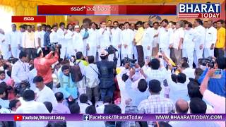 CM Ramesh Hunger Strike Live From Kadapa | Bharat Today