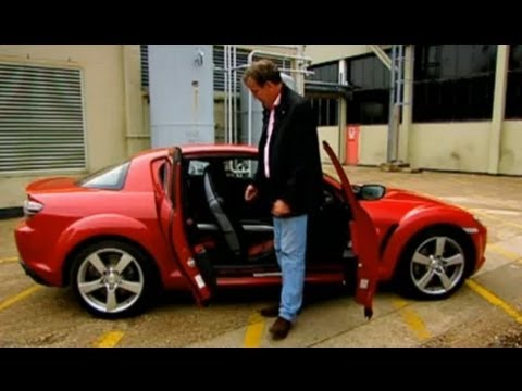 Top Gear – Mazda RX8 – BBC