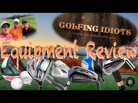 Counter Weighting / Balance Golf Clubs (Irons or Woods) – Golfing Idiots