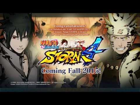 Naruto Shippuden: Ultimate Ninja Storm 4 - Gameplay Video: Fourth Shinobi World War (Phase 2)