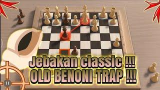 Video JEBAKAN CATUR ~OLD BENONI TRAP !!! MP3, 3GP, MP4, WEBM, AVI, FLV Maret 2019