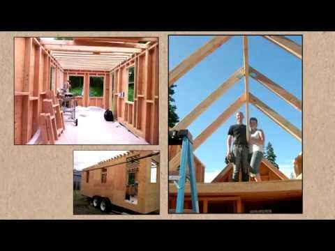 The Moveable Tiny House that Chris and Malissa Built
