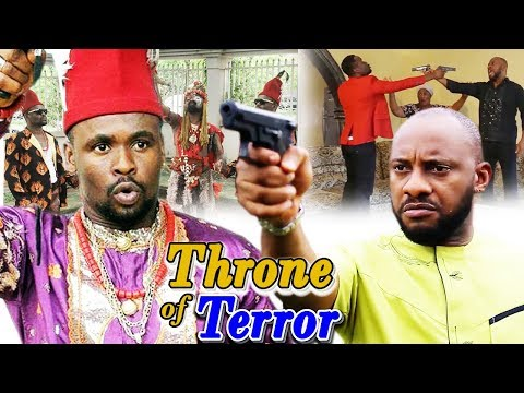 Throne Of Terror Season 1&2 - (Zubby Michael And Yul Edochie) 2019 Latest Nigerian Nollywood Movie