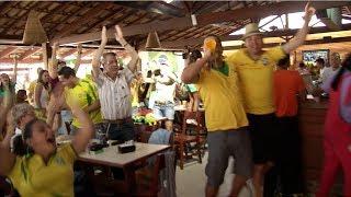 VÍDEO: Mineirão é palco da vitória mais emocionante do Brasil na Copa do Mundo FIFA 2014