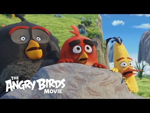 New trailer de Angry Birds