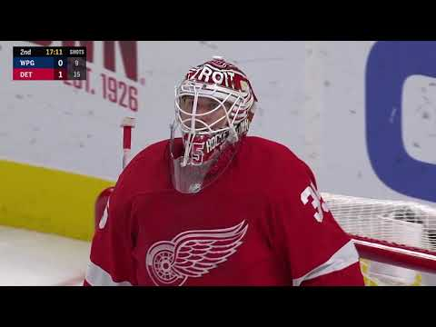Video: Winnipeg Jets vs Detroit Red Wings | NHL | OCT-26-2018 | 19:30 EST