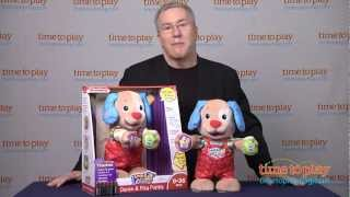 Laugh & Learn Dance & Play Puppy from Fisher-Price