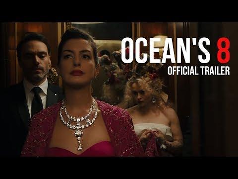 Ocean's 8 Official Trailer #1 (2018) Sandra Bullock, Rihanna Action Movie HD