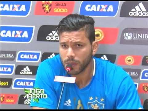 [JOGO ABERTO PE] Sport: Henríquez aposta na vitória contra o Santos