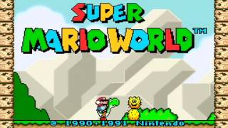 Super Mario World Symphony - Video Games Live, Level 3 exclusive (VGL)