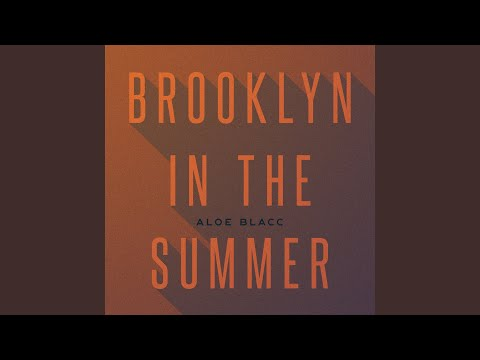 Brooklyn In The Summer (Unplugged)
