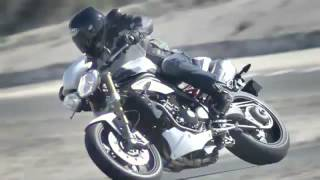 7. 2012 Triumph Speed Triple R official video