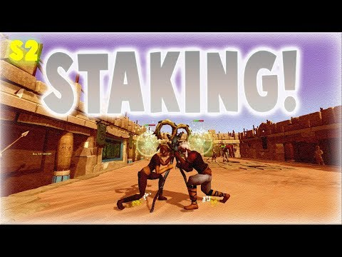 Runescape 2017 | Staking Series Season 2! | Episode #8