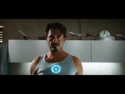 Iron Man Mark 3 Suit Up Scene   Iron Man 2008 Bluray 1080p