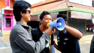 KSR ChiangMai รับน้องใหม่ ณ น้ำตกวังแก้ว