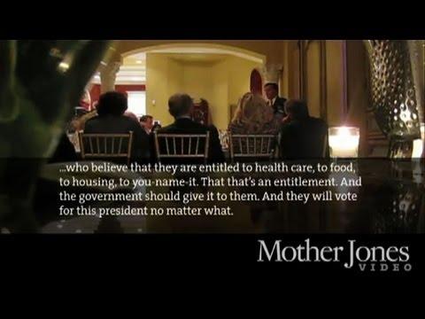 Romney rocked by secret video