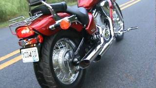 8. 2006 Honda Shadow VLX 600