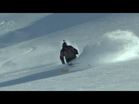 Harris Mountans Heli-Ski - 11th July 2015 (видео)