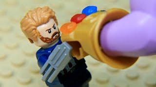 Video Lego Avengers Infinity War: Wakanda Takes the Lead | Brick Channel Lego Stop Motion MP3, 3GP, MP4, WEBM, AVI, FLV Juni 2018