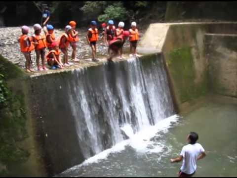 2012年8月30日 川遊び