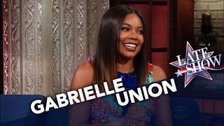 Gabrielle Union Cried Watching Obama's Farewell Address