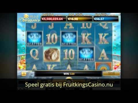 Mega Fortune Dreams gokkast – Fruitkings online Casino