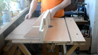 Как сделать фрезерный стол по дереву своими