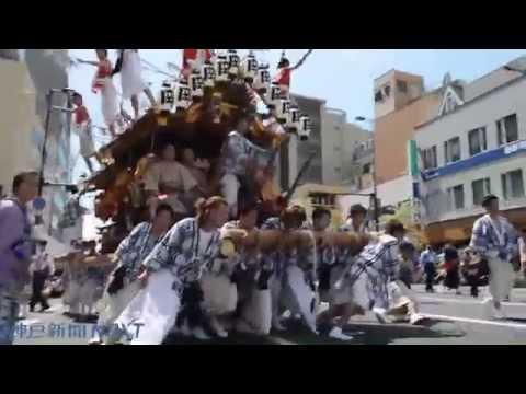 本山だんじりパレード