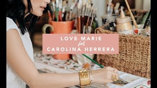 Video HOW I PAINT MY BAGS: LOVE MARIE FOR CAROLINA HERRERA | Heart Evangelista MP3, 3GP, MP4, WEBM, AVI, FLV Januari 2019