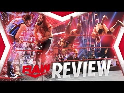 WWE RAW In Your Face 2020 REVIEW | Falbak
